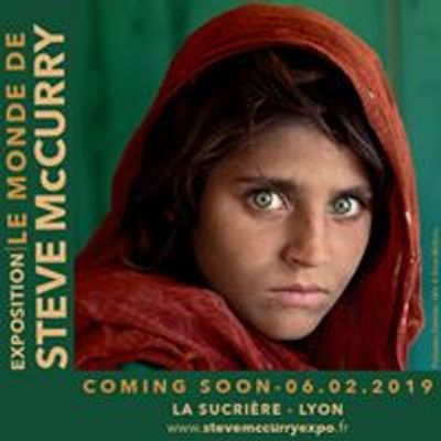 The World of Steve McCurry Expo