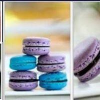 French Macarons(Eggless)