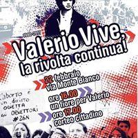 22F Spezzone studentesco  Corteo per Valerio Verbano
