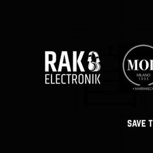RAK Electronik Beatnik Beatrak 9.3.19 w TBA
