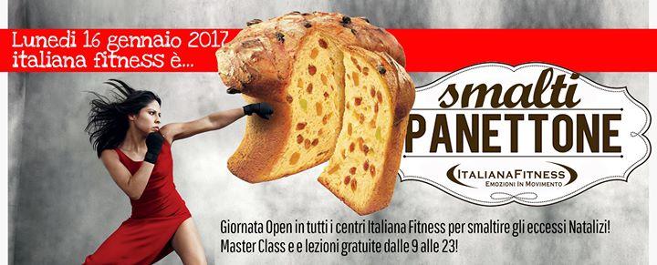 Italiana Fitness Smalti Panettone 2017