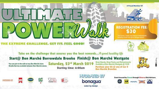 Bon March Ultimate PowerWalk