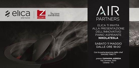 Show cooking con Simone Finetti in collaborazione con Elica ...