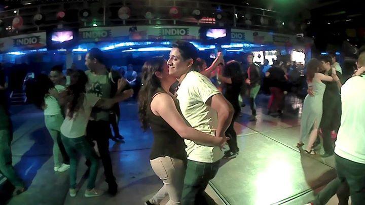 Dance Room Primer Aniversario At Terraza Madero Oficial