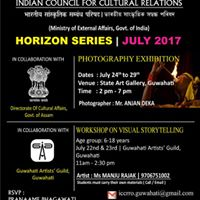 Photography Exhibition by Anjan Deka