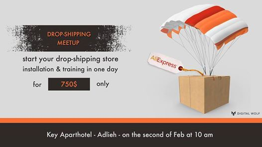 Drop-Shipping Meetup