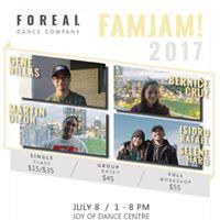 FOREAL Workshop Famjam 2017