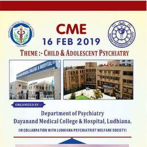 CME on Child & Adolescent Psychiatry at Nirvana - Hotel Banquets