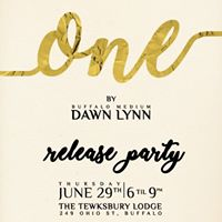 One - Dawn Lynns Debut Book Release Party
