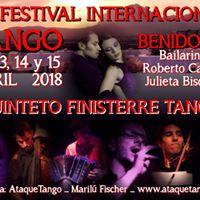 Festival Internacional de Tango Benidorm