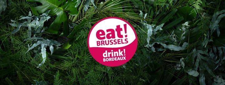 eat Brussels drink Bordeaux 2018