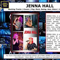 Live Music from Jenna Hall