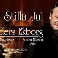 En Stilla Jul 2017 - konsertturn med Anders Ekborg