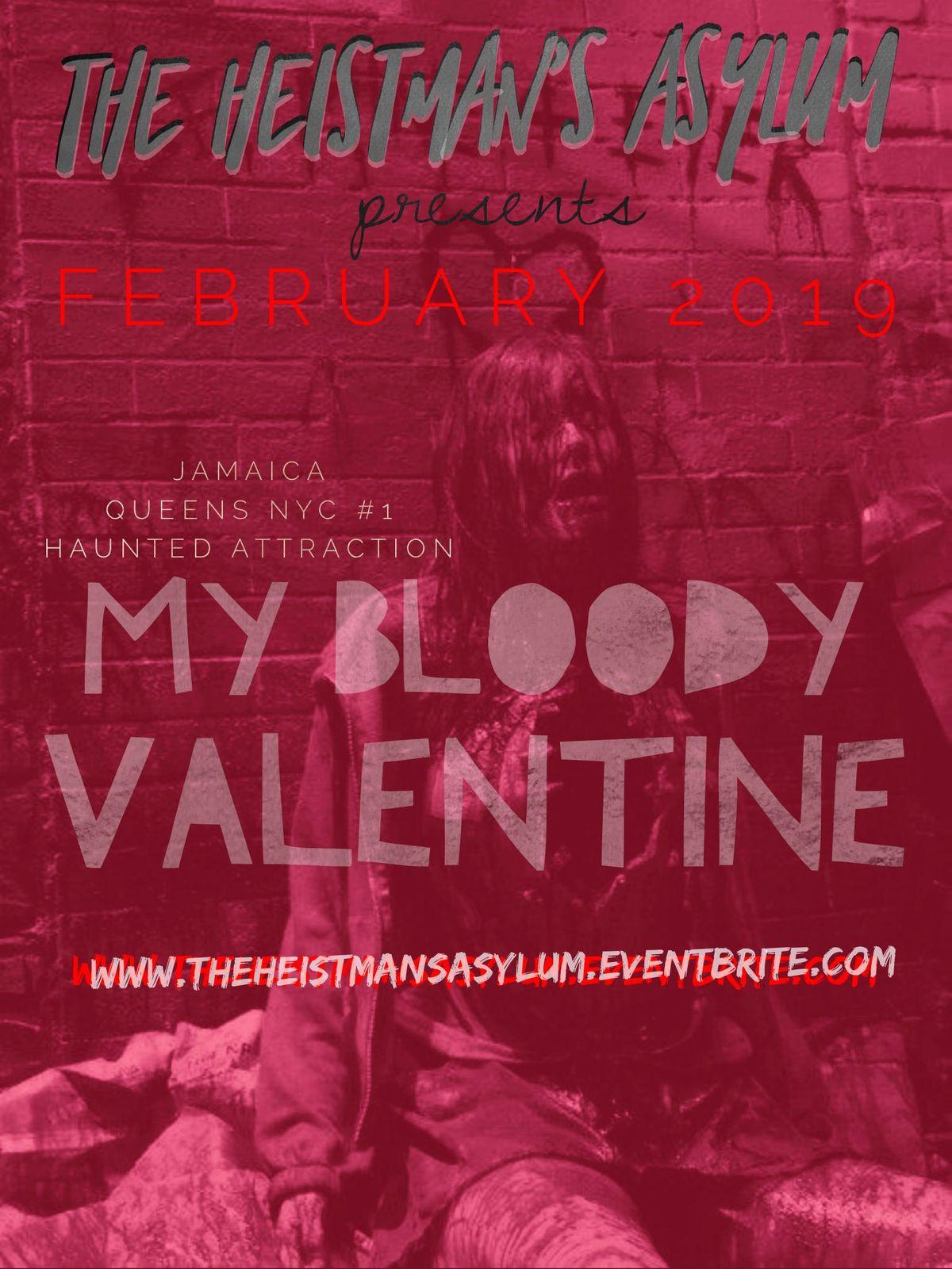 My Bloody Valentine Haunted Attraction