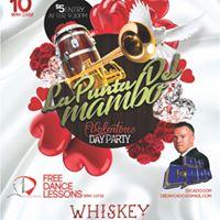 La Punta Del Mambo Valentines Day Party