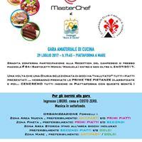 MasterChef al Bocca di Cecina - Gara di Cucina