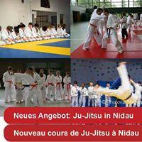 Neues Angebot Ju-Jitsu in Nidau  Nouveau cours de Ju-Jitsu  N