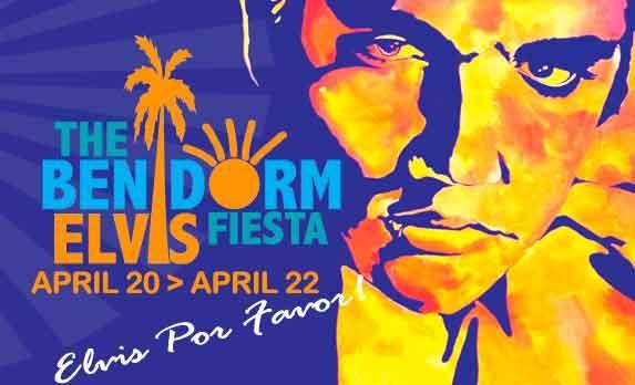 The Benidorm Elvis Fiesta 2018