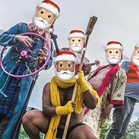Norges Lykkeligste Jule-impro