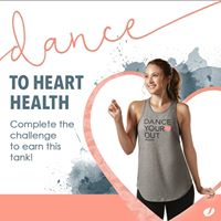 Dance Your Heart Out Challenge