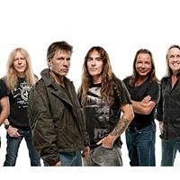 Iron Maiden  Geneva Switzerland