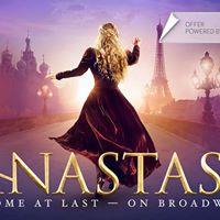 Anastasia the Broadway Musical