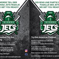 Try Out AFC Bienna Jets