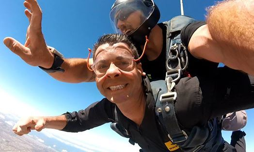 Fathers Day VIP Tandem Skydiving Adventure