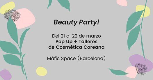 Beauty Party Cosmtica Coreana