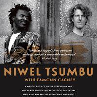 Niwel Tsumbu with amonn Cagney