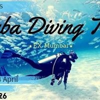 Scuba Diving at Tarkarli