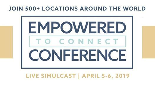 Empowered to Connect Parenting Simulcast