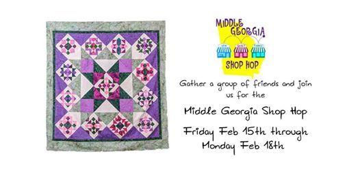 Middle Georgia Shop Hop