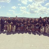 Andover Town Band in the Chantry Centre