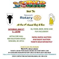 Newark Rotarys 4th Annual Beef And Beer