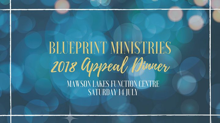 Blueprint ministries appeal dinner at mawson lakes hotel adelaide blueprint ministries appeal dinner malvernweather Choice Image