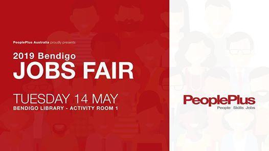 2019 PeoplePlus Bendigo Jobs Fair