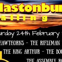 Glastonbury Calling Festival