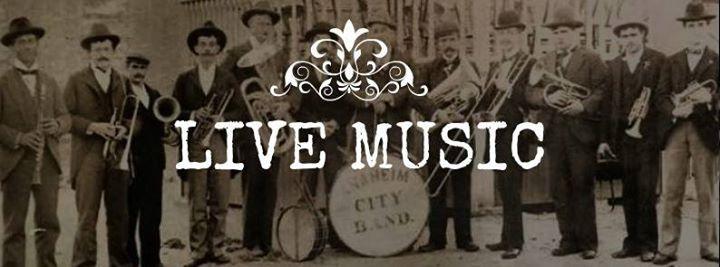 Live Music at Tonys Alder Eagle Band