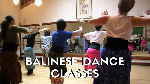 Balinese Dance Classes with I Nyoman Cerita