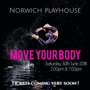 Move Your Body Dance Show