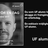 Ledare fr en dag - UF alumni stergtland