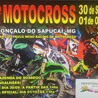 9 Motocross - So Gonalo do Sapuca - MG