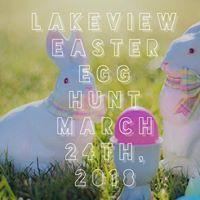 Lakeviews Annual Easter Egg Hunt