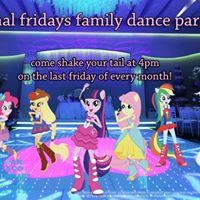 Final Fridays Family Dance Party