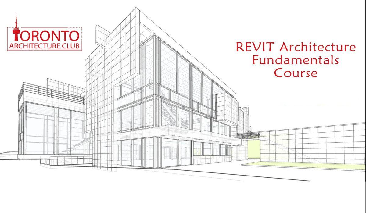 Revit Architecture Fundamentals Course