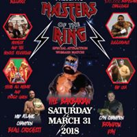 CLASSIC PRO WRESTLING PRESENTS (MASTERS OF THE RING)