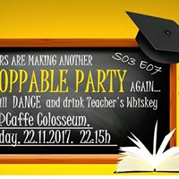 Unstoppable party S03 E07 Caffe Colosseum