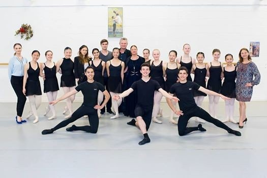 Ballet Summer Intensive - week 1