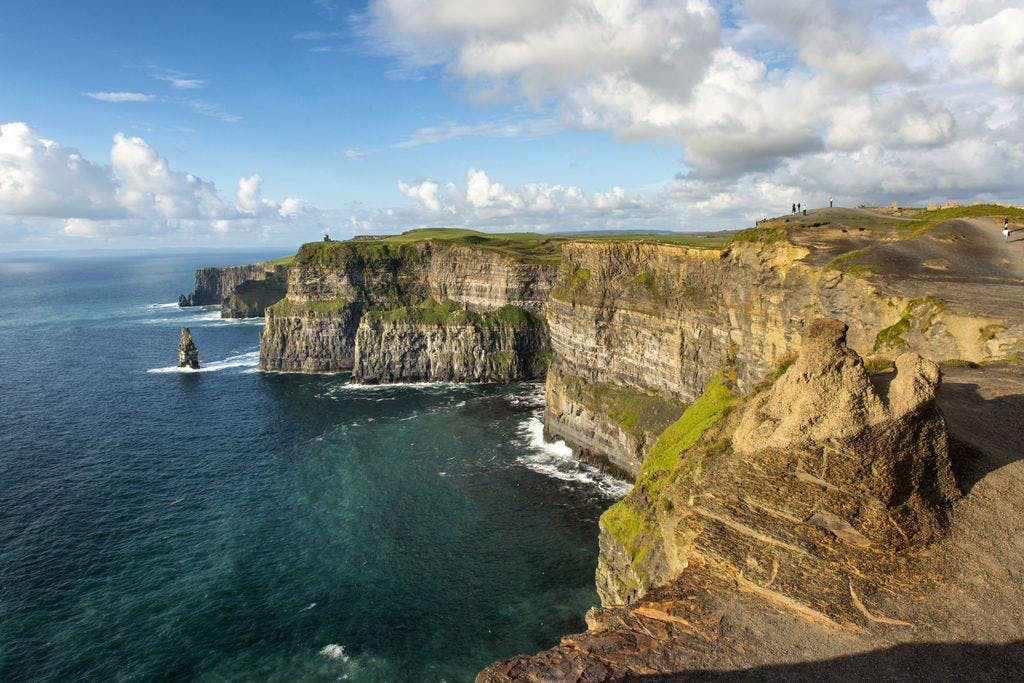 Cliffs Of Moher the Burren and Galway Tour From Dublin Mar18Jul18